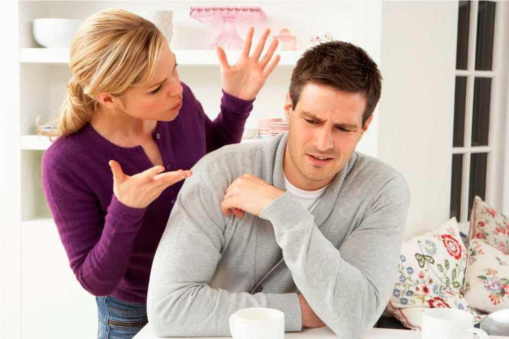 Какие фразы женщина не должна говорить своему мужчине. Топ самых коварных фраз.