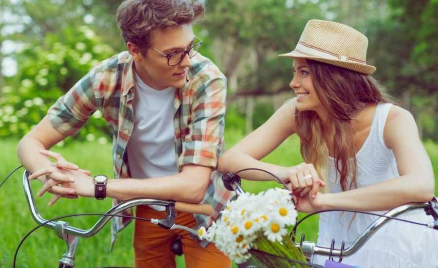 как выглядит счастливая влюбленная пара