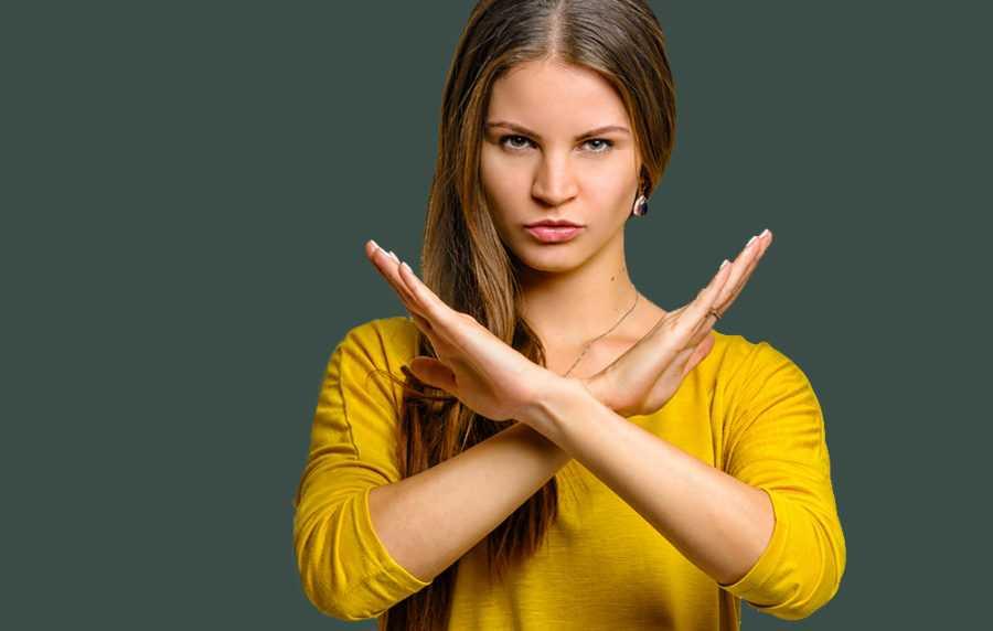 Как понять что девушка не хочет отношений