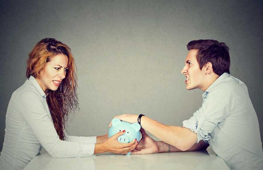 отношения и деньги