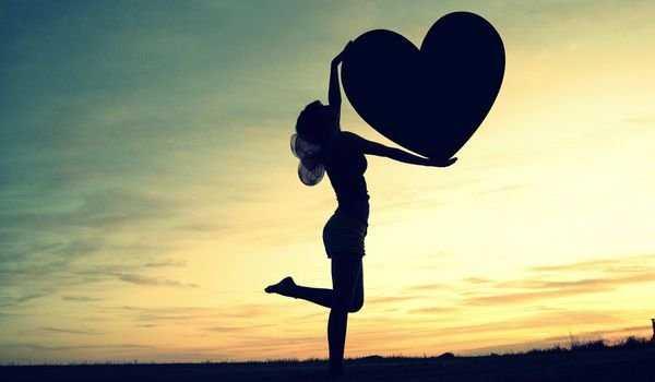 Женская любовь