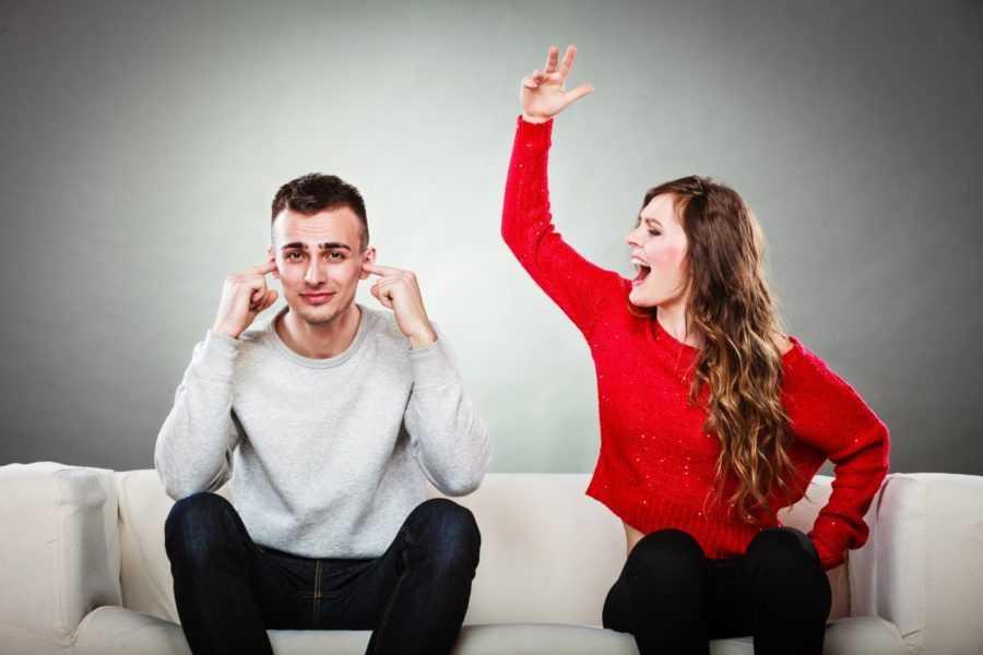 правила для сохранения отношений
