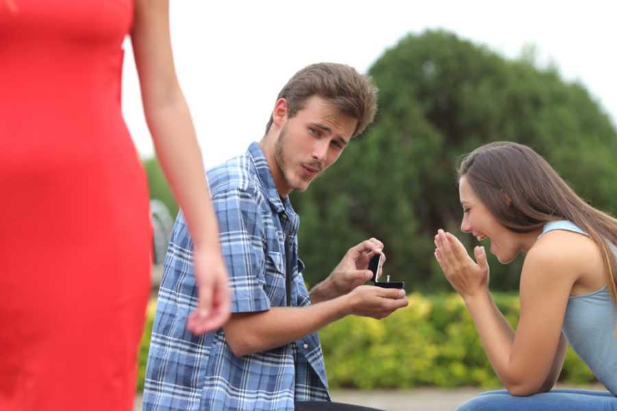 чего ищут мужчины в отношениях
