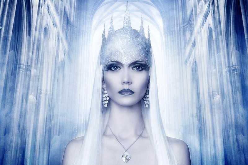 ледяная девушка