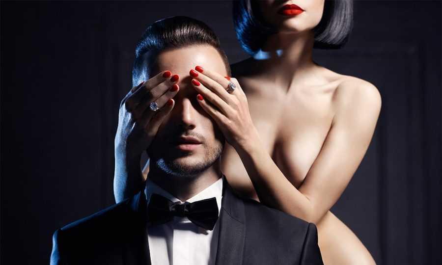 Отношения с женатыми мужчинами