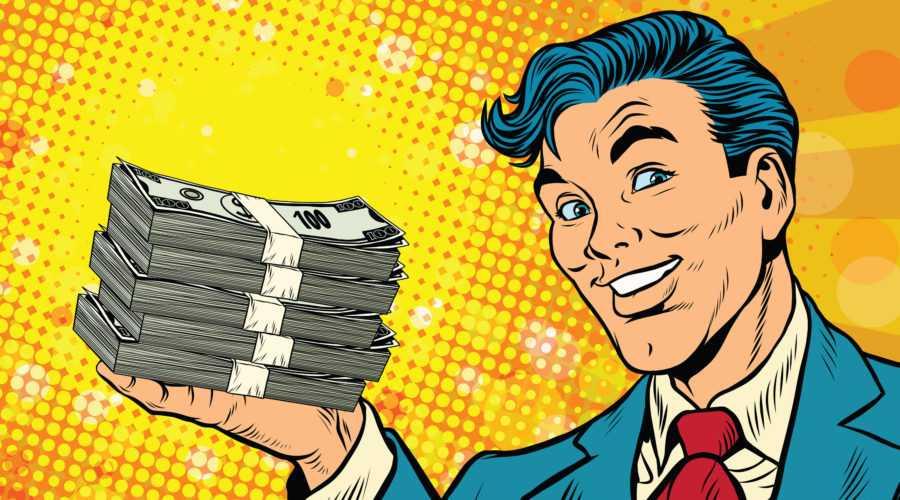 Подарить деньги девушке