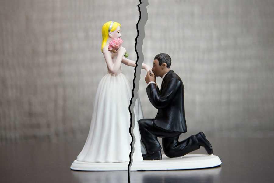 Каковы причины разводов в России