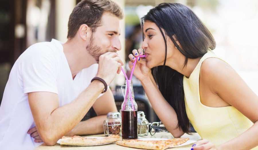 свидание с парнем
