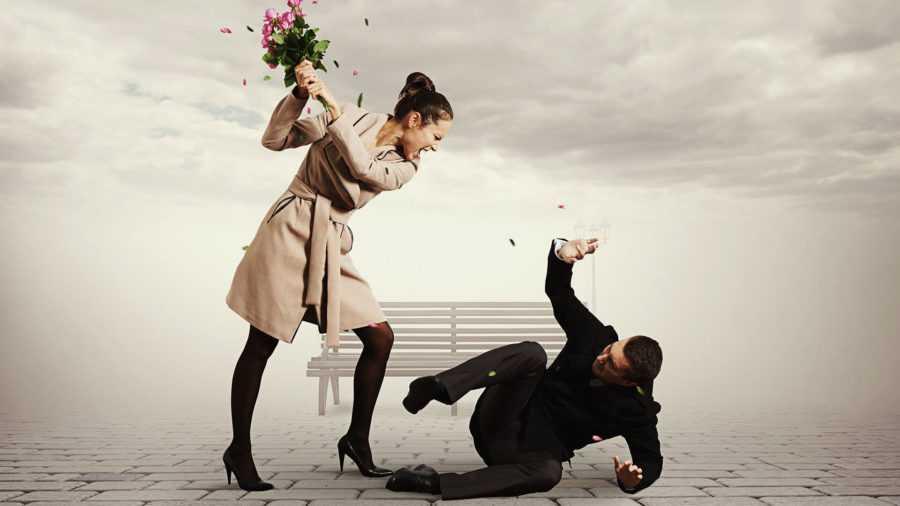 что такое боязнь женщин