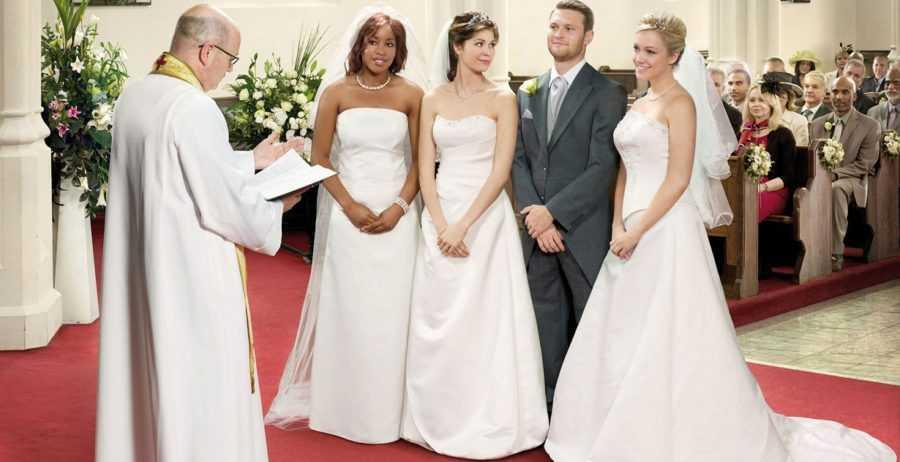 полигамия для мужчин полезна