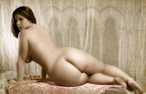 толстушка как на картинах Рубенса