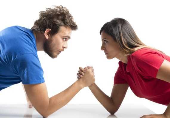 перекос в отношениях мужчины и женщины