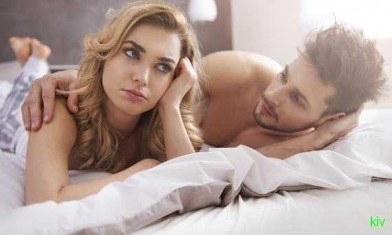 плохой секс с женой