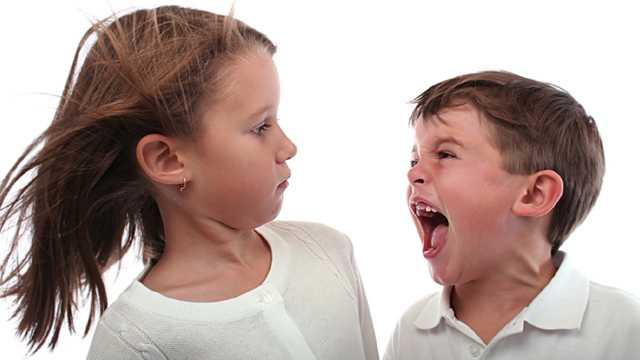 модель поведения ребенка