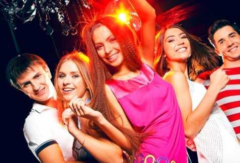 гламурная вечеринка для подростков