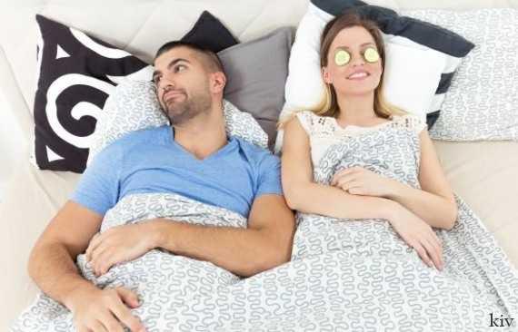 скучная жена в постели