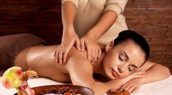 учимся делать горячий массаж