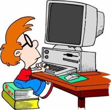 компьютер против книг