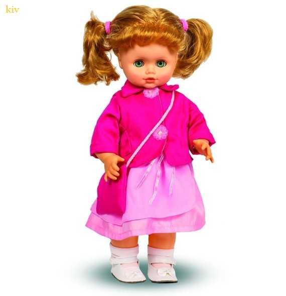 коллекция новогодних подарков - кукла