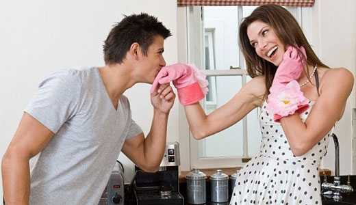 Убежать с мужем - возрождаем отношения