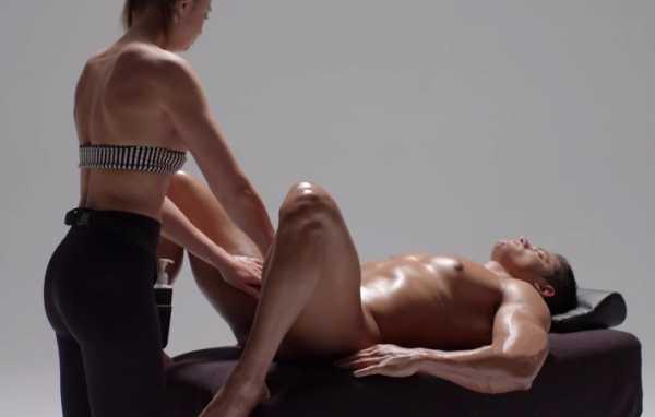 как сделать эротический массаж члена