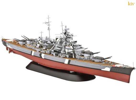 коллекция новогодних подарков - модель корабля