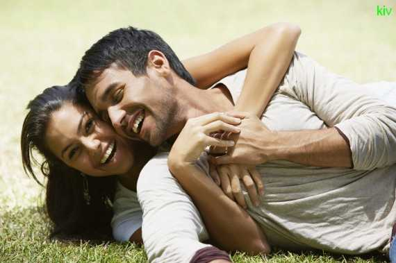 Любовные отношения мужчины и женщины