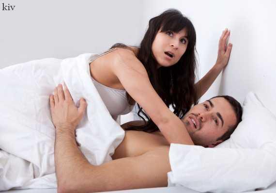 секс с недостойным мужчиной