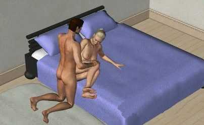поза для секса - Винт