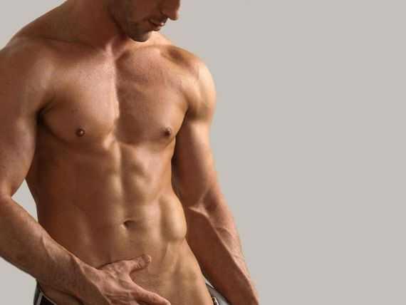 интимные стрижки для мужчины