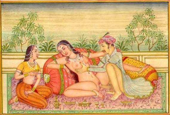 камасутра - традиции секса