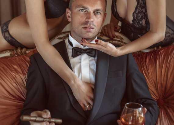 три самые сексуальные фантазии мужчин