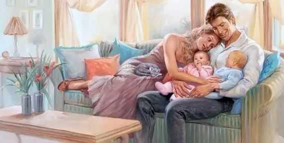 о секретах семейного счастья
